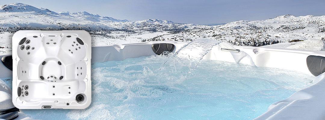 Stort utvalg i massasjebad - kampanjepriser hos Spatec Norge