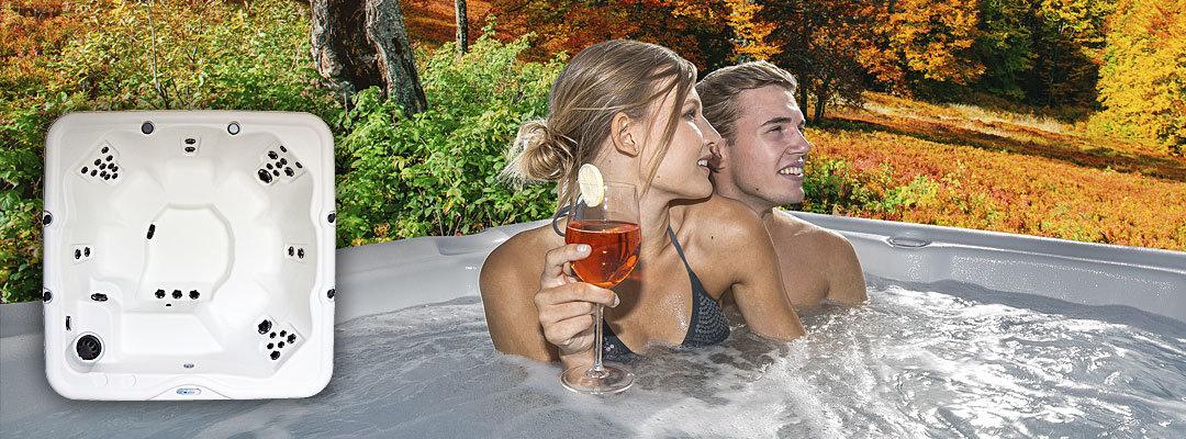 Massasjebad, spabad, hottub - kampanjepriser på boblebad hos Spatec Norge